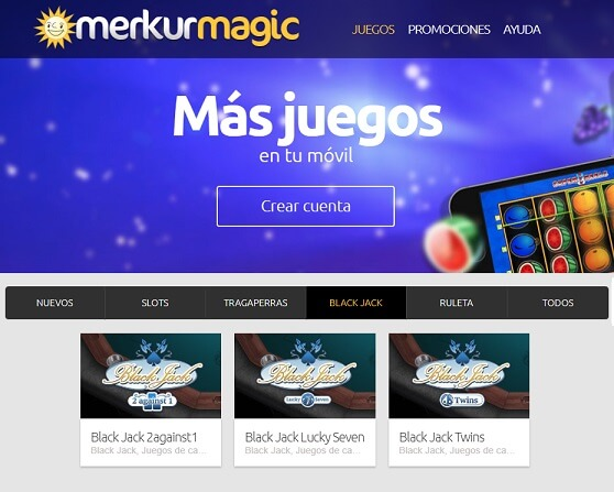 merkurmagic casino en vivo