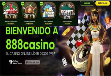 Canjear puntos por bonos en Casino 888