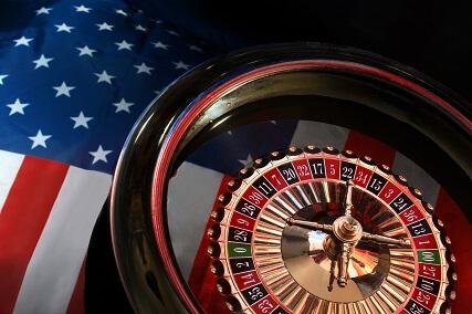 El origen de la ruleta americana
